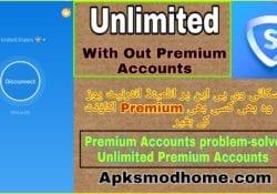High VPN Premium Accounts