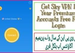 Skyvpn vip premium Accounts