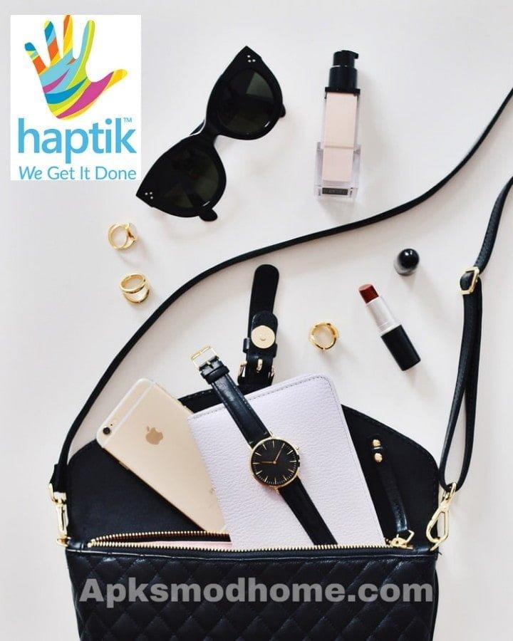 Haptik free recharge app