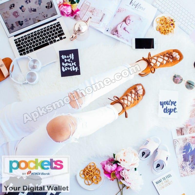 Pockets icici bank app