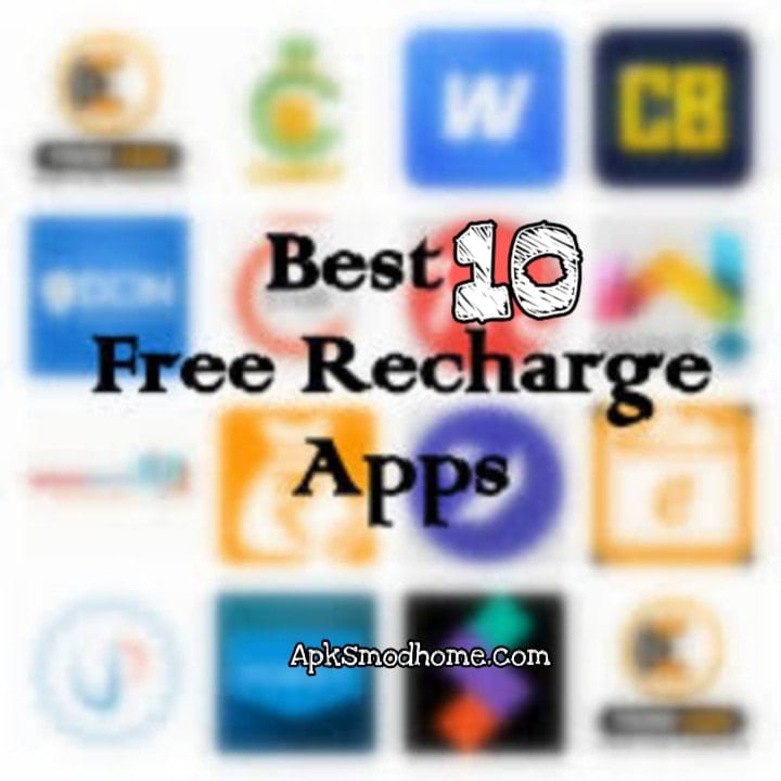 10 Best recharge apps in India 2020