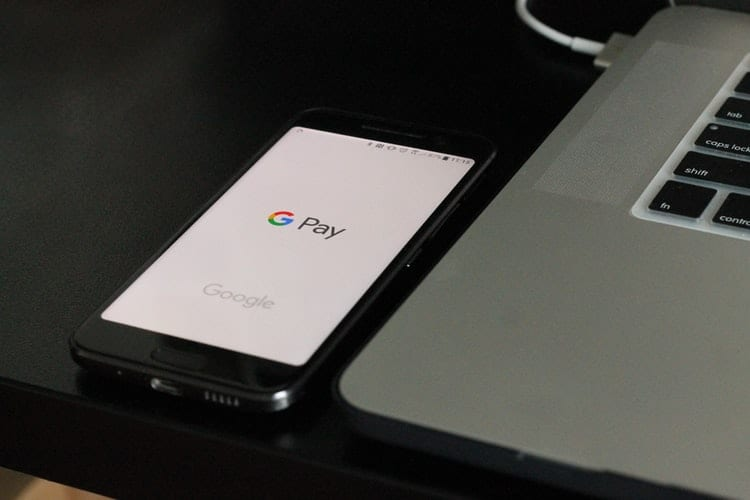 Google pay online Shopping app