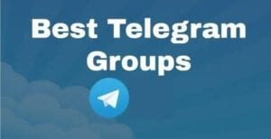 Telegram groups links for joining