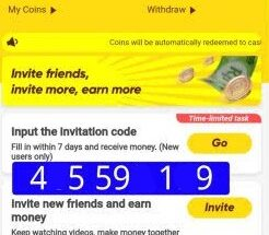 Snack Video App How to earn money